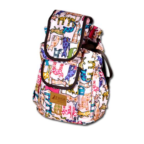 쏘아베 막힘 앞가방-소(회색,핑크 색상랜덤)강아지이동장 이동가방