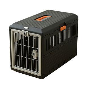 아이리스 접이식 하드캐리어 (FC-670) - 중형견용 강아지이동장 이동가방