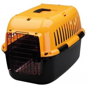 유로 익스플로러 캐리어 50 (오렌지) M 강아지이동장 이동가방