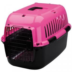 유로 익스플로러 캐리어 50 (핑크) M 강아지이동장 이동가방