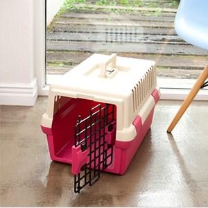 푸르미 이동장(핑크) 강아지이동장 이동가방