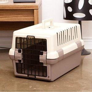 푸르미 이동장(브라운) 강아지이동장 이동가방