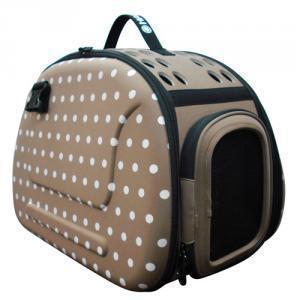 유로 러블리 숄더백(브라운)강아지이동장 이동가방