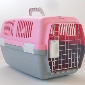 도기프렌드 패션이동장(소)-핑크 강아지이동장 이동가방