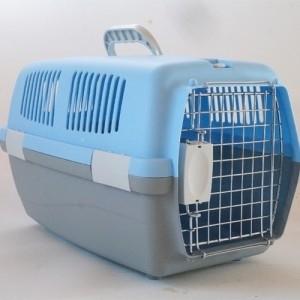 도기프렌드 패션이동장(중)-블루 강아지이동장 이동가방